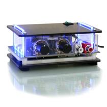 Amplificador De Som Ambiente Orion Slim 1002 Rc 40w Rms 2ch.