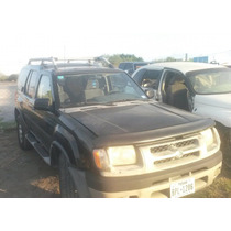 Nissan Xterra 2001 ( En Partes ) 2000 - 2004 Motor 3.3
