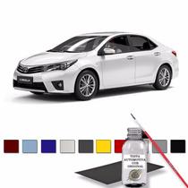 Retoque Tapa Risco Automotivo Branco Perola - Toyota