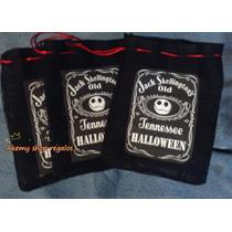 Halloween Jack Skellington 10 Costalitos Para Dulces Fiesta