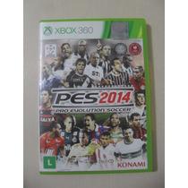 Pes 2014 Pro Evolution Soccer Sem Manual - Original