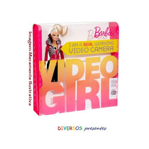 Barbie Video Camera 2009 Produto Lacrado - Original Mattel