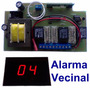 Kit Alarma Vecinal Barrial Comunitaria Con Identificador