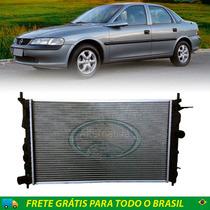 Radiador De Água Vectra Com Ar Condicionado 97 98 99 00 A 05