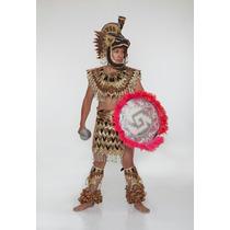Traje Azteca Guerrero Aguila