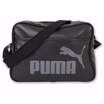Morral Puma 2 Colores Originales - Nuevas- Envios Ztr