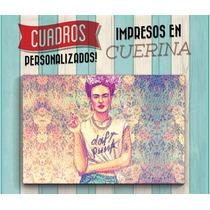 Cuadros Personalizados Impresos En Cuerina 200x130cm