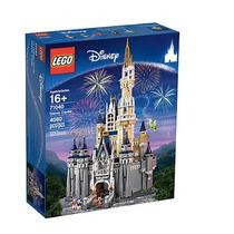 Lego 71040 Castillo Disneyland Magico Disney Exclusivo