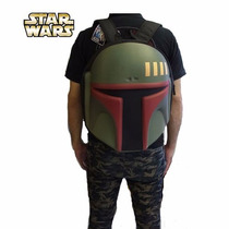 Maleta Star Wars Boba Fett Moulded