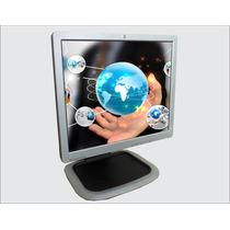 Escoge Monitor 17 Seminuevo Facturado 2añosgrta Res1280x1024