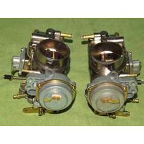 Carburadores Dupla Da Kombi/fusca/brasilia/puma/1.6 Alcool