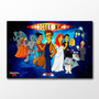 Poster Dr. Who Simpsons Decor Anime Desenho Hq Games Serie