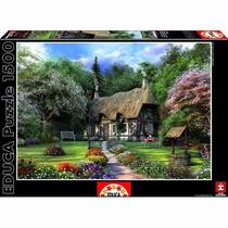 Rompecabezas Educa 1500 Piezas La Casa De Las Rosas 15165