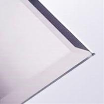 Espelho Bisotê 100x50cm- C/suporte - Enviamos P/ Todo Brasil