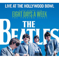 Beatles Live At The Hollywood Bowl Vinilo 180 Gr Nuevo Impor