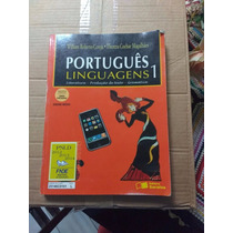 Livro Português Linguagens Vol 01 - William Roberto Cereja
