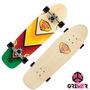 Skateboard Completo Sector Bamboozler Cruiser Carver Griwer
