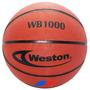 Bola De Basquete Weston Wb 1000 8 To 9 Lbs Sc1000