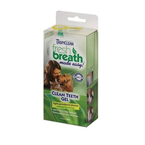 Tropiclean Breath Gel 118 Ml Anti Tártaro Cães Gatos + Bonus