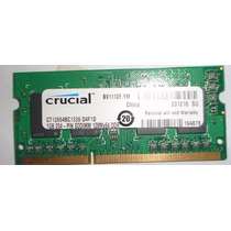 Memoria Ran Ddr3 2gb Laptop