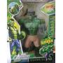 Excelente Muñeco Del Increible Hulk - Tamaño Grande 33 Cm