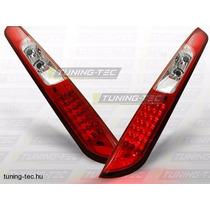Par Lanterna Altezza Sonar Led Ford Focus 2009 Até 2013