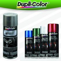 Pintura Duplicolor Metalica Color Acero Inoxidable Colores