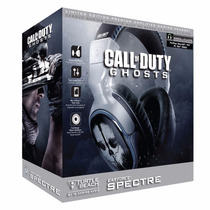 Headset Turtle Beach Call Of Duty Spectre Ps3 Ps4 Xbox 360
