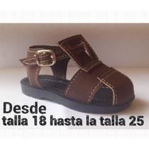 Sandalias De Niño Talla 18(12cm). ¡al Mayor Y Al Detal!