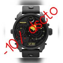 Remato Reloj Diesel Big Daddy 2015 Nuevo Y Original