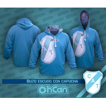 Buzo Escudo Del Club Atletico Temperley Original Ohcan