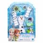 Disney Frozen Hasbro B5167 Frozen Fever Olaf Giro Didactico