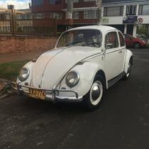 Volkswagen Escarabajo Clasico Original