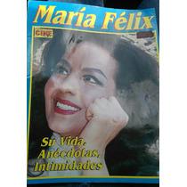 Revista Maria Felix Casos Y Cosas Del Cine Mexicano