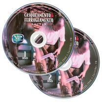 Dvd Video Aula Casqueamento E Ferrageamento Básico