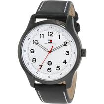 Reloj Tommy Hilfiger Para Cabllero Clasico Piel Elegante