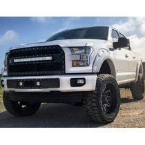 Cantoneras Bushwacker Pocket Ford Lobo F-150 2015 - 2016