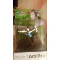 Amiibo Wii Fit Trainer Sellada Europea Entrega Inmediata