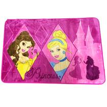 Tapete Orient Espelho Das Princesas Disney Rosa 120x80cm
