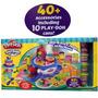 Play-doh Cake Shoppe Dulce & Ice Cream Confecciones 40 + Ac