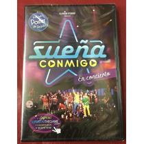 Dvd Sueña Conmigo En Concierto Nuevo Cerrado Original