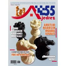 Colección De Revistas Digitales De Arbitraje De Ajedrez 55