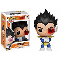Funko Dragon Ball Z #10 Vegeta Con Rastreador Original