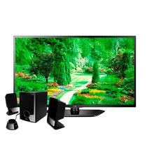 Pantalla Lg Led Tv 720p 32 60hz Hdmi 32ln530b Bocina Pixxo