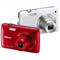 Camara Nikon Coolpix S4300 Pantalla Touch