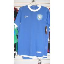 Playera Nike De Brasil Del Mundial 2006 S Envio Gratis