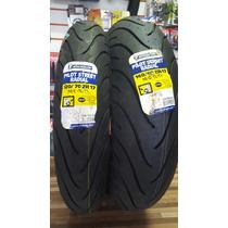 Par Pneu Michelin Radial 120/70-17 + 160/60-17 Xj6 Cb500f