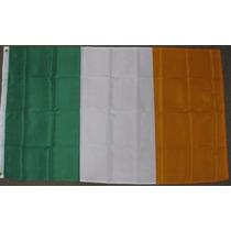 Bandera Irlanda Ireland 1.5por90 Cm Reino Unido Seleccion