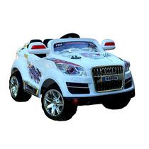 Espectacular Carrito Electrico!!! Gigante Tipo Audi