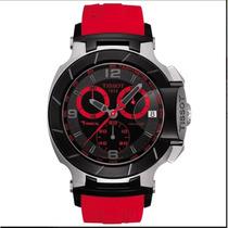Relógio Tissot T Race Moto Gp Nicky Raiden Limited T048417a